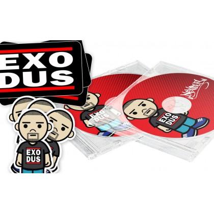 Platinum Plus CD Package