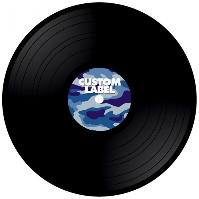 Custom Vinyl Record Labels