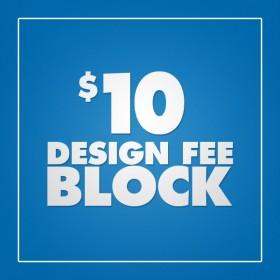 Design Fee Block