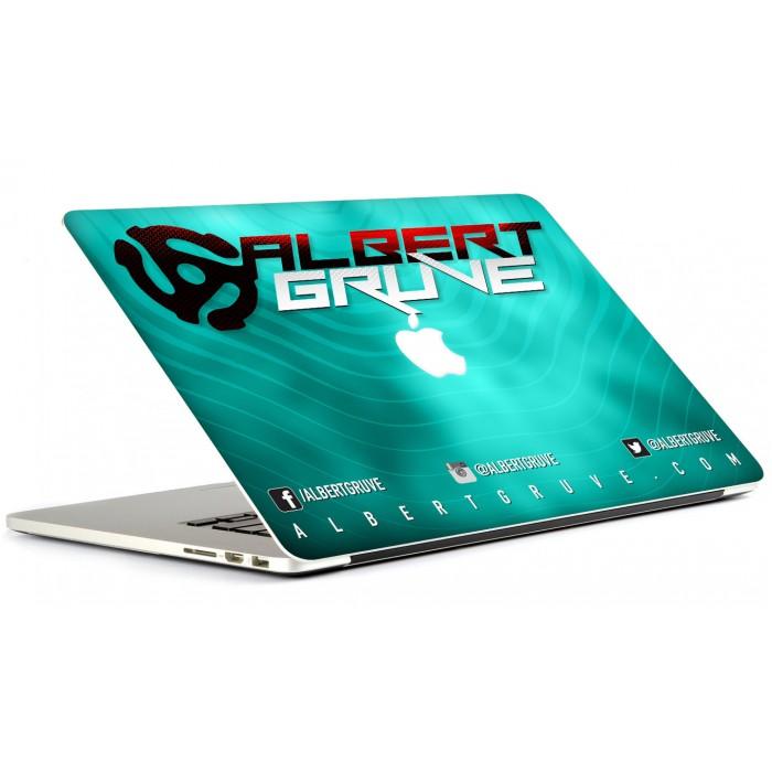 Custom laptop skin for macbook pro air